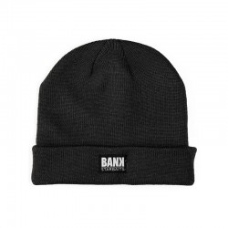 BANK TRADITION BEANIE Black