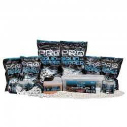PRO SQUID & PEPPER PELLET MIX 2 kg