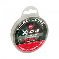 X CORE CAM ZÖLD 35 LB - 20 M
