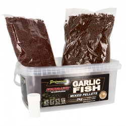 GARLIC FISH PELLET MIX 2 KG