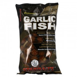 GARLIC FISH BOJLI 1 KG 24 mm