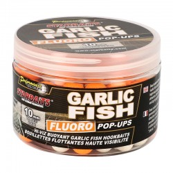 GARLIC FISH FLUO POP UP 10 MM - 60 G