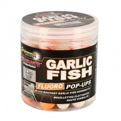 GARLIC FISH FLUO POP UP 14 MM - 80 G