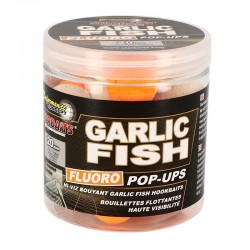 GARLIC FISH FLUO POP UP 20 MM - 80 G