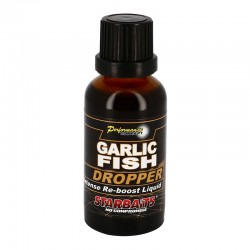 GARLIC FISH DROPPER 30 ML