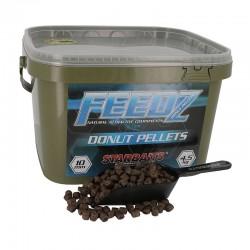 FEEDZ DONUTS PELLET 10 MM - 4.5KG