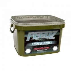 FEEDZ FISH & KRILL PELLET MIX 4,5 kg