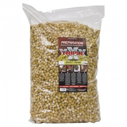 PREP X TRIPPLE X PELLET SWEET CREAM 7,5KG 4 mm