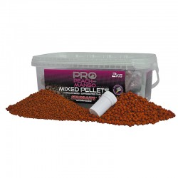 PROBIOTIC PEACH & MANGO PELLETS MIX 2 KG