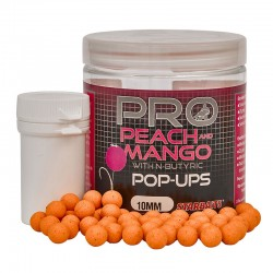 PROBIOTIC PEACH & MANGO POP UPS 60G 10 mm