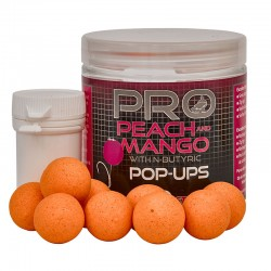 PROBIOTIC PEACH & MANGO POP UPS 60G 20 mm