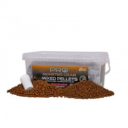 PROBIOTIC MONSTERCRAB PELLETS MIX 2 KG