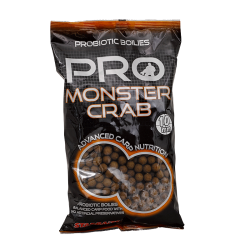 PROBIOTIC MONSTERCRAB BOILIE 1KG 10 mm
