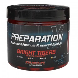 PREP X BRIGHT TIGER 200ML RED STRAWBERRY