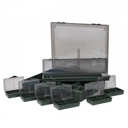 SESSION TACKLE BOX COMPLETE LARGE