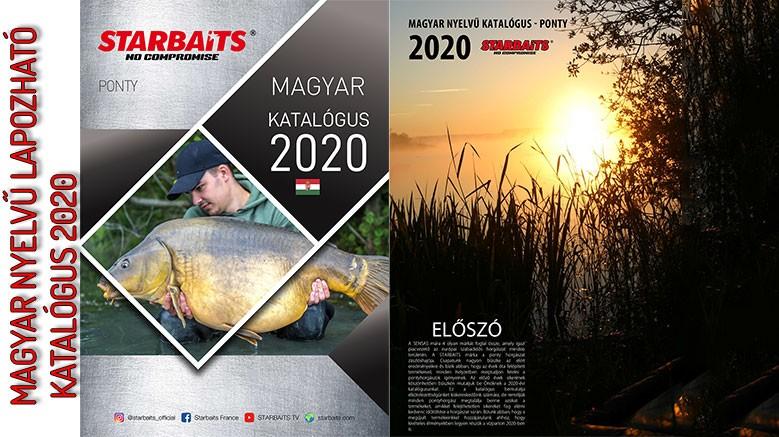 KATALÓGUS 2020 MAGYAR NYELVEN